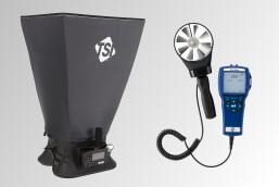 Messgeräte für die Klima- und Lüftungstechnik von TSI