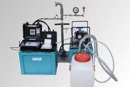 mikromec DpKit-W25 Komplettes Druckprüfsystem für Wasserleitungen