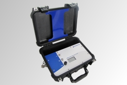 mikromec Ablasstest G469 Ablassmengenmessung bei der Gasleitungsprüfung