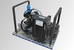 Druckpumpen zur Prüfung von Wasserleitungen DVGW W400-2
