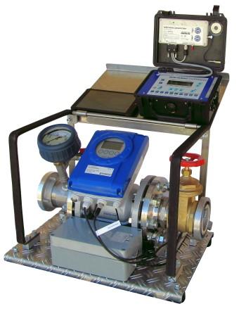 Hydrantenprüfsystem